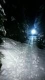 I will a so a Lampn wie da Alf ;-) - Nachtskitour