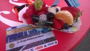 3. Dame gesamt Halbmarathon VCM 2014