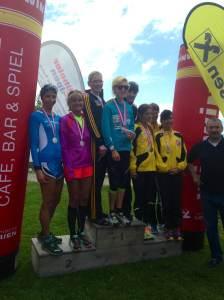 Siegerehrung Tiroler Mannschaftsmeister