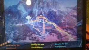 Hier der Streckenplan
