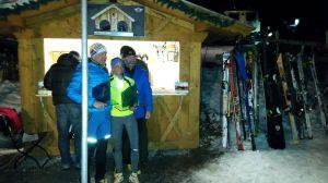 Siegerehrung - 2. Ehrwalder Zugspitz Tourenlauf