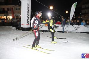 1. Mixed Team SellaRonda mit Armin Neurauter