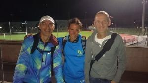 Robert Koprivnik, Günter Schneider and me