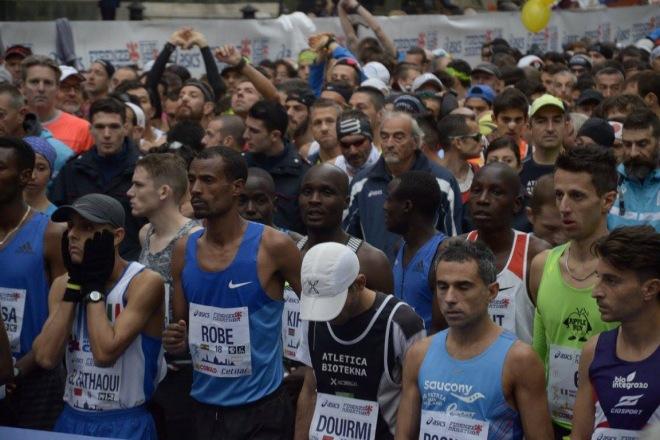 Start Marathon Florenz 2017