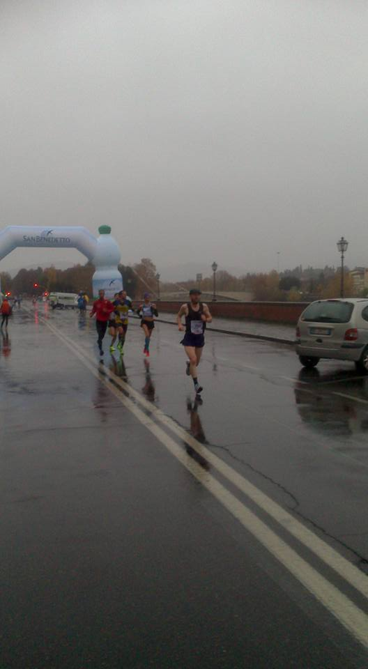 Schmuck Halbmarathon Marke
