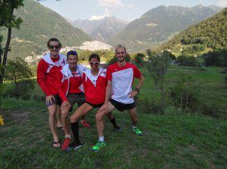 WM Berglauf Langdistanz: Team Österreich