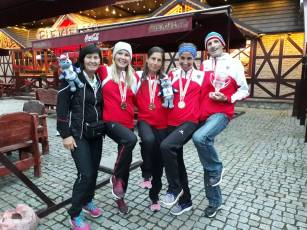 Team Österreich: WM-Gold