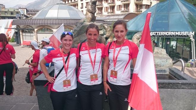 WM Berglauf Langdistanz 2015 Zermatt/Schweiz
