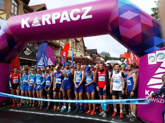 WM Berglauf Langdistanz 2018 Karpacz/Polen