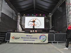 WM Berglauf Langdistanz 2018 Eröffnungsfeier